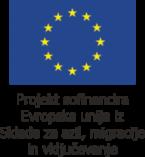 program začetne integracije priseljencev sofinancira EU