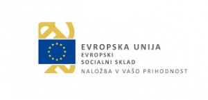 Logo EU Socialni skladi