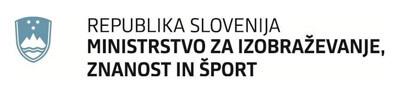 Republika Slovenija ministrstvo za izobraževanje logo