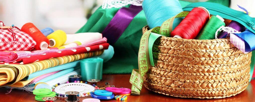 Program Oblikovanje in šivanje oblačil