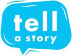 Tell a story Logo